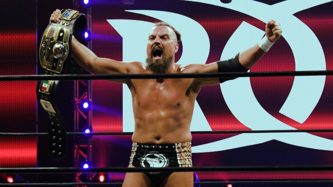 Marty Scurll deverá atuar pela ROH e NWA